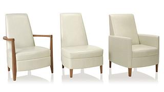 Affina Lounge Seating | Highback Chair