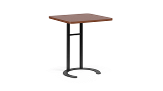 "C-Table Personal Worksurfaces | Square (26"" or 29""H Fixed)"