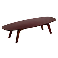 Parlor Obround Coffee Table
