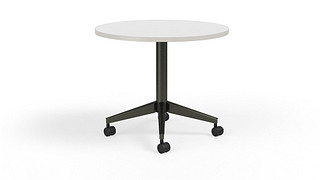 Pirouette Tables | Round Top (Fixed/Nesting)