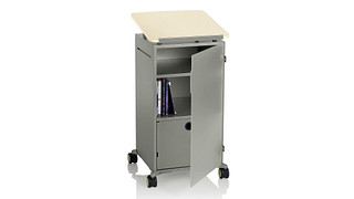 Instruct Desks | All Terrain Mobile Lectern