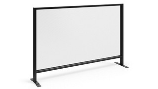 Tattoo Screens   Monolithic Flex Screen with Dual Sided Fluted Polycarbonate Core