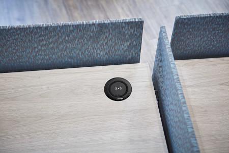 Wireless Charging Module in Table