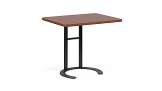 "C-Table Personal Worksurfaces | Rectangle (25-30""H Adjustable)"