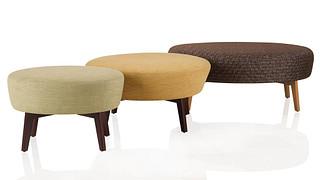 Arissa Lounge Seating | Ottomans