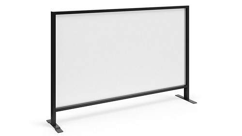 Monolithic Flex Screen with Acrylic Core