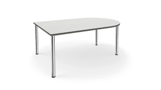 Pillar Tables | D-Shape