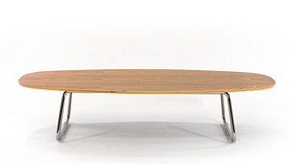 Lyra Occasional Tables | Obround Coffee Table