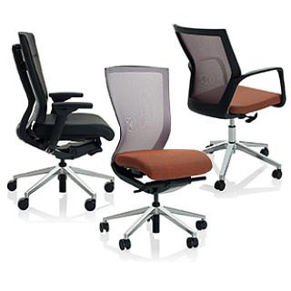 Altus Task Chair CAD Symbols