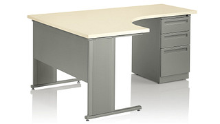 Instruct Desks | WorkZone Teacher Desk