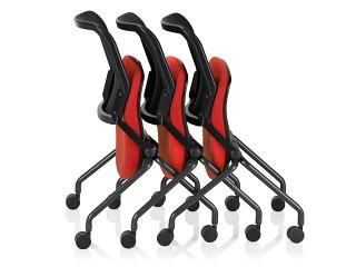 Torsion Air Nesting Chair CAD Symbols