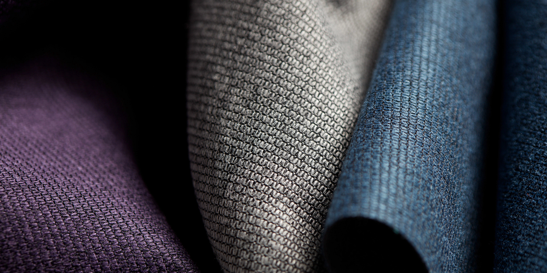 Deflection fabric