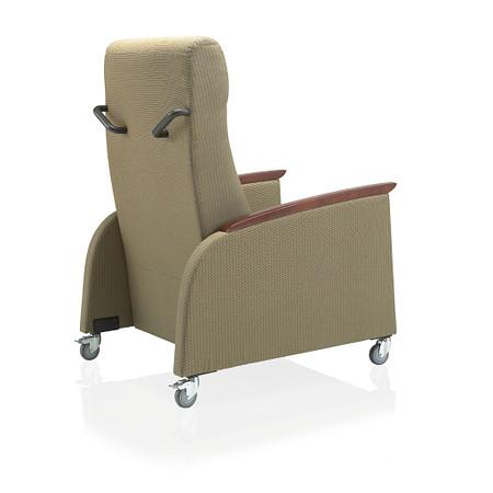 Solt recliner back