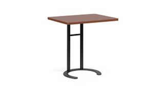 "C-Table Personal Worksurfaces | Rectangle (26"" or 29""H Fixed)"