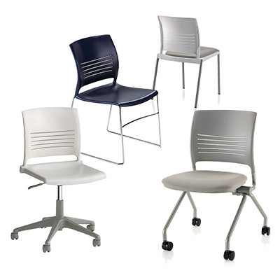 See It Spec It: Strive Seating