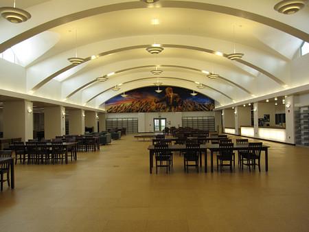 LAUSD library CrossRoads