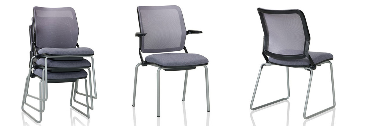 Torsion Air Stack Chair