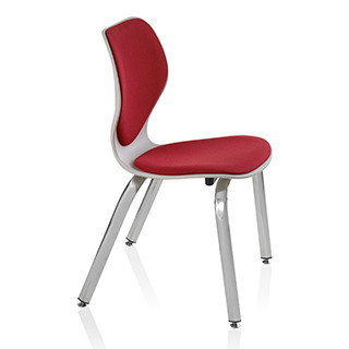 Intellect Wave 4Leg Chair CAD Symbol