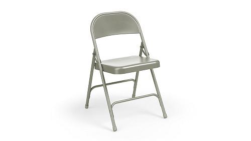 400 Series Steel Folding Chairs