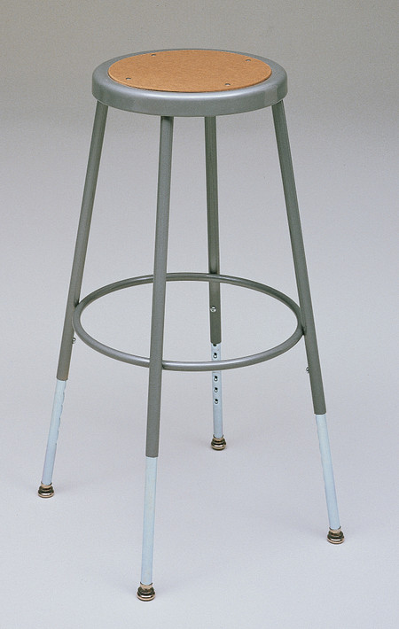 600 Series Industrial Stool Adjustable Leg