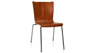 Apply Stack Chair | 4 Leg Laminate