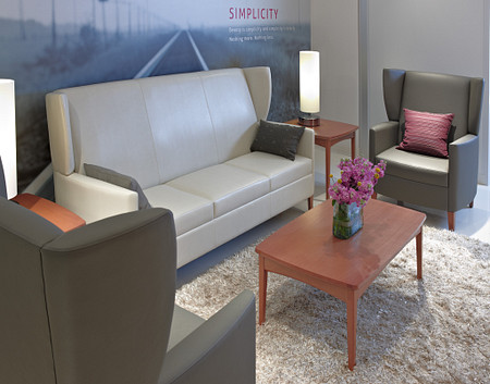AffinaWingbackLoungeSeating&Tables angle