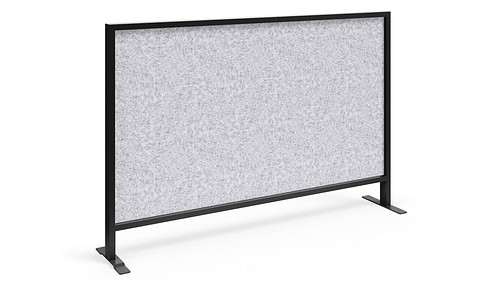 Monolithic Flex Screen with Polyester Felt Core