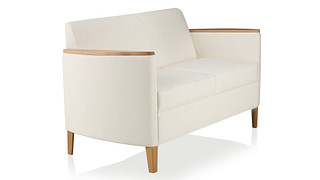 Affina Lounge Seating | Lowback Loveseat