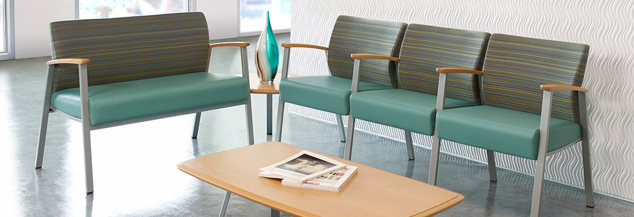 Soltice Metal Multiple Seating