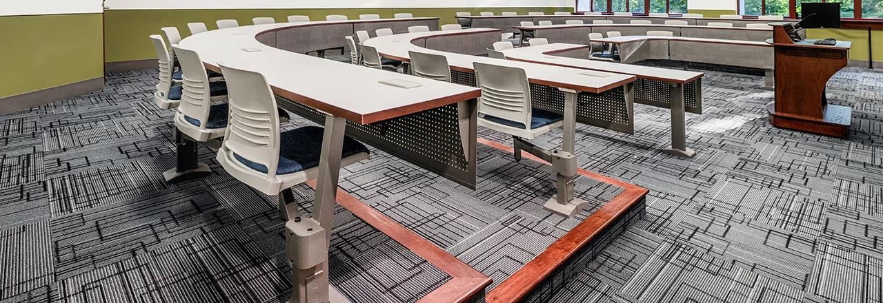 University Fixed Seating