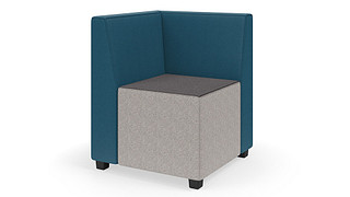 "MyPlace Lounge Furniture | Corner, Left/Right (32"", 48"" or 60"")"