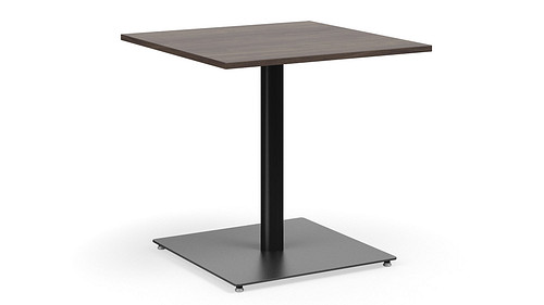 "Square Table, 29"" High"