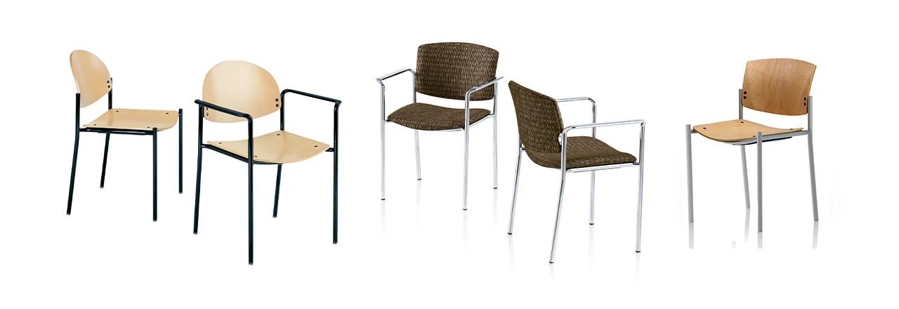 Versa Standard Stack Chair
