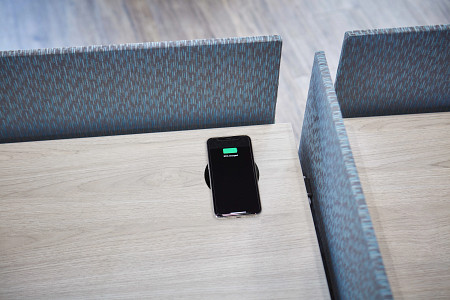 Wireless Charging Module Table wPhone