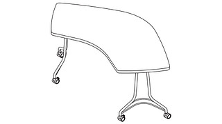 Enlite Tables | Boomerang Top