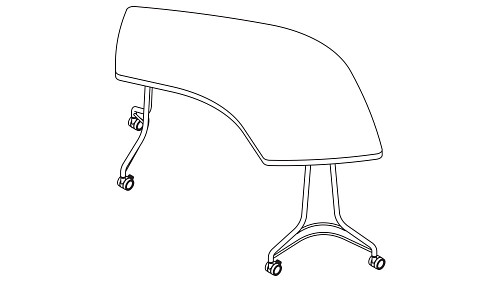 Boomerang Top