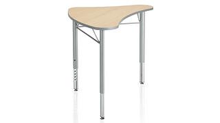 Intellect Wave Desks | Tripod Desk
