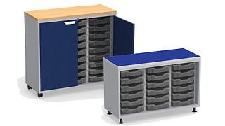 Ruckus Storage | Tote Storage