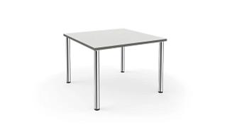 Pillar Tables | Square
