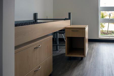 Whatcom RoomScape Dorm1
