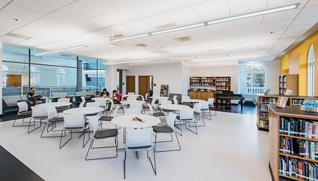 DESA library1 StriveHD Portico MyWay