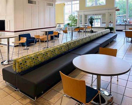 AV lounge Apply Athens Hub