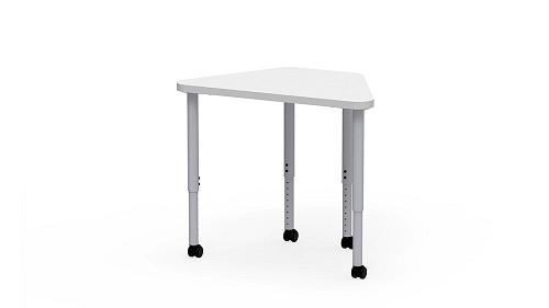 Trapezoid, Sit Height Adjustable