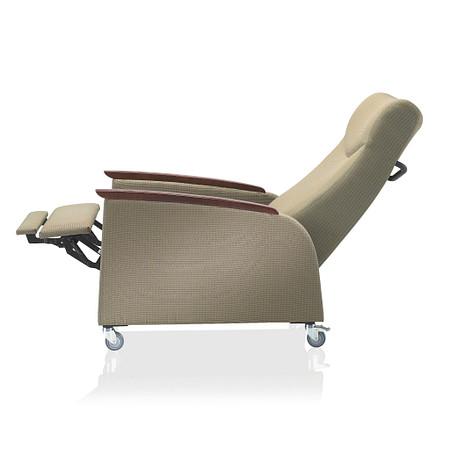 Solt recliner reclined