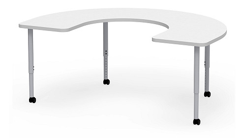 Horseshoe, Sit Height Adjustable