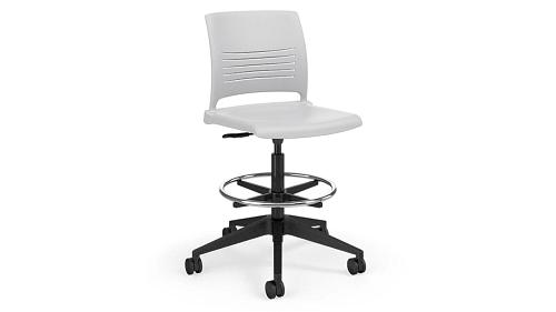task stool - poly