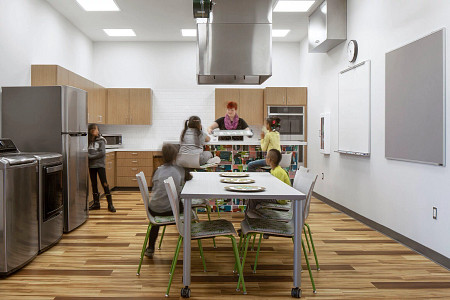 PT Apply Pillar lab cafe classroom