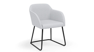 Calida Lounge Chairs | Sled Base Chair