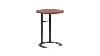 "C-Table Personal Worksurfaces | Round (26"" or 29""H Fixed)"