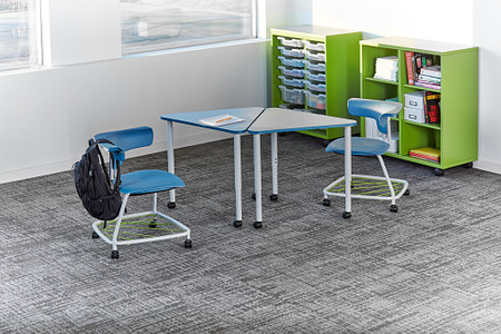 Ruckus class15a ETriangle stackchairs storage